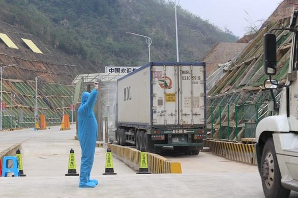 Khôi phục thủ tục thông quan tại cửa khẩu Tân Thanh