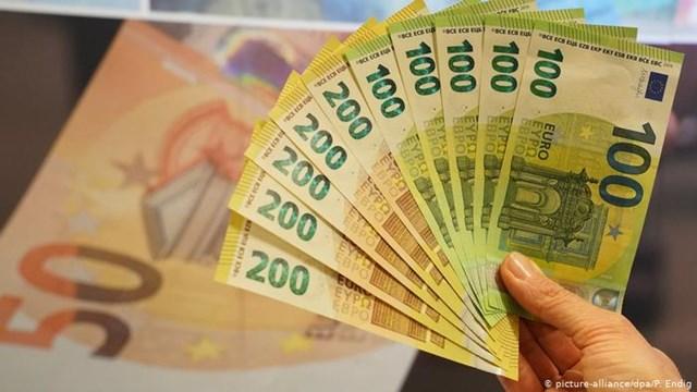 Tỷ giá Euro ngày 31/7/2020 tăng trên toàn hệ thông ngân hàng