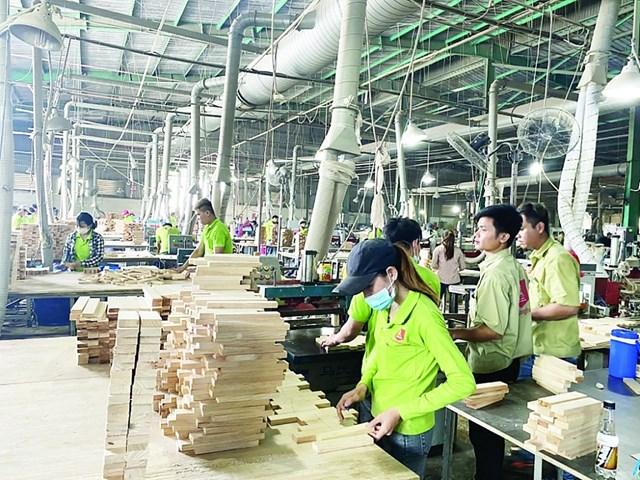 """Xuất khẩu gỗ tự tin """"về đích"""" trên 12 tỷ USD"""