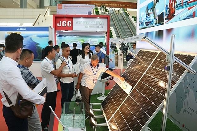 12/10-10/11:Triển lãm trực tuyến Năng lượng mặt trời Việt Nam 2020