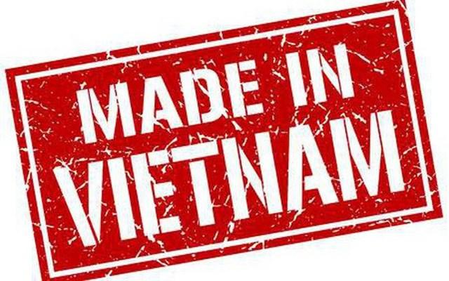 """Sắp trình Chính phủ Nghị định """"Sản xuất tại Việt Nam"""""""