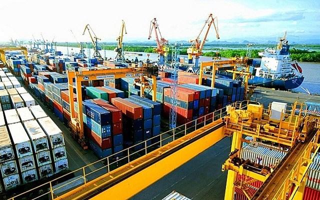 Tháng 8 Việt Nam nhập khẩu 323 triệu USD hàng hóa từ EU theo C/O EVFTA