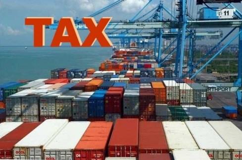 Công văn 6529/TCHQ-TXNK về việc hoàn thuế hàng nhập khẩu sau đó xuất khẩu
