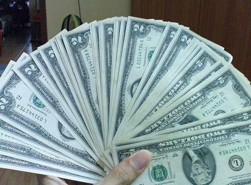 Tỷ giá ngoại tệ ngày 23/10/2020: USD tăng trở lại