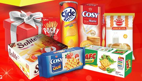 Xuất khẩu bánh kẹo, sản phẩm từ ngũ cốc sang Mỹ tăng trên 55%