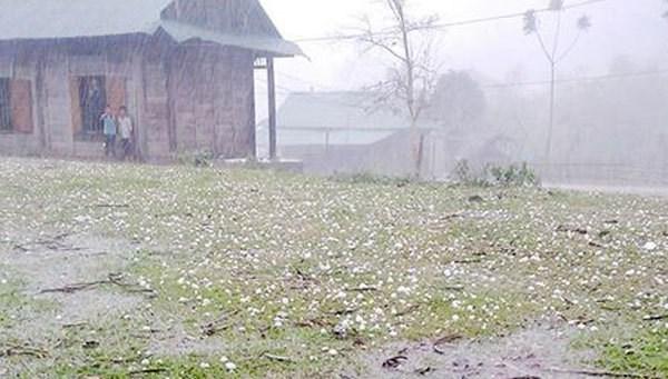 QĐ 1930/QĐ-TTg hỗ trợ hậu quả mưa đá, dông lốc tại miền núi phía Bắc