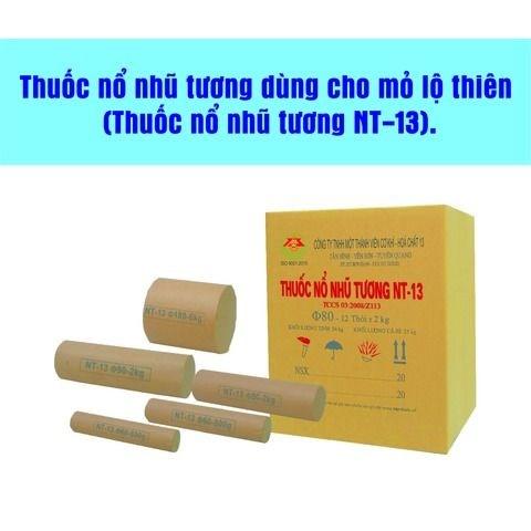 TT 34/2020/TT-BCT về Quy chuẩn thuốc nổ nhũ tương dùng cho lộ thiên