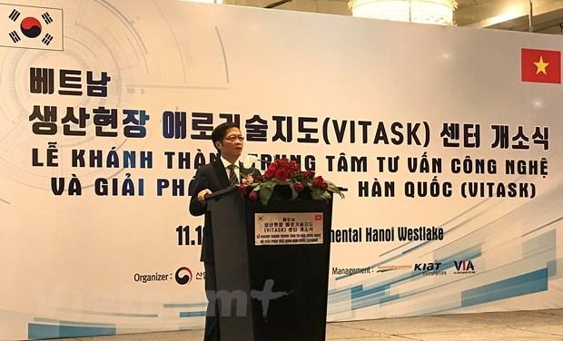 VITASK sẽ hỗ trợ doanh nghiệp Việt tham gia sâu vào chuỗi cung ứng