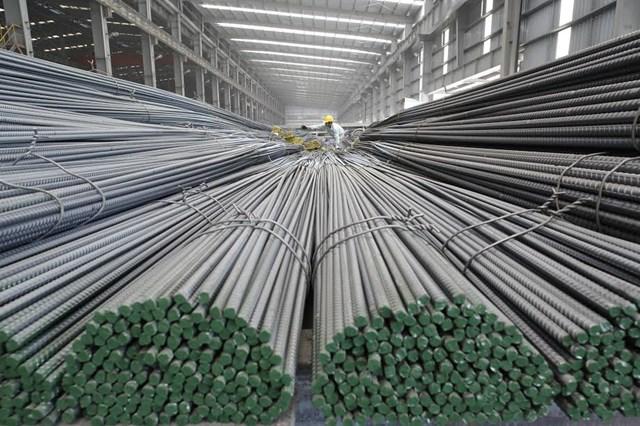 Xuất khẩu sắt thép 11 tháng tăng về lượng và kim ngạch, giá giảm