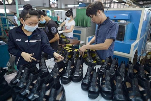 Da giày kỳ vọng tăng mạnh kim ngạch xuất khẩu trong năm 2021
