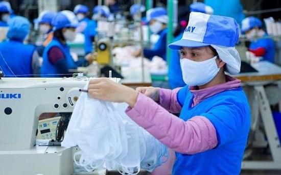 Xuất khẩu dệt may năm 2020 ước đạt hơn 35 tỷ USD