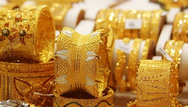 Giá vàng ngày 24/03/2021 thế giới giảm, trong nước không đổi