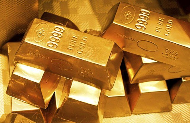 Giá vàng ngày 14/04/2021 trong nước tăng cùng chiều giá vàng thế giới