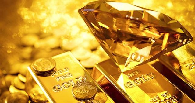Giá vàng ngày 27/04/2021 trong nước giảm, thế giới tăng nhẹ