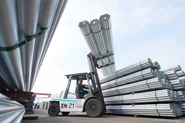 Hạn chế xuất khẩu các loại thép trong nước đang có nhu cầu