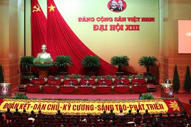 Nghị quyết 50/NQ-CP về thực hiện Nghị quyết Đại hội lần thứ XIII của Đảng