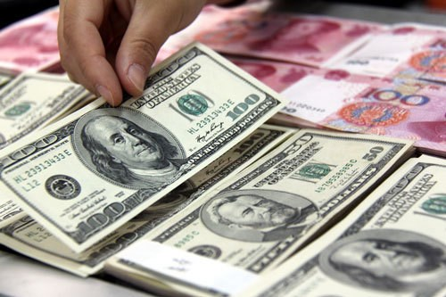 Tỷ giá ngoại tệ hôm nay 26/5/2021: USD giảm trên toàn hệ thống