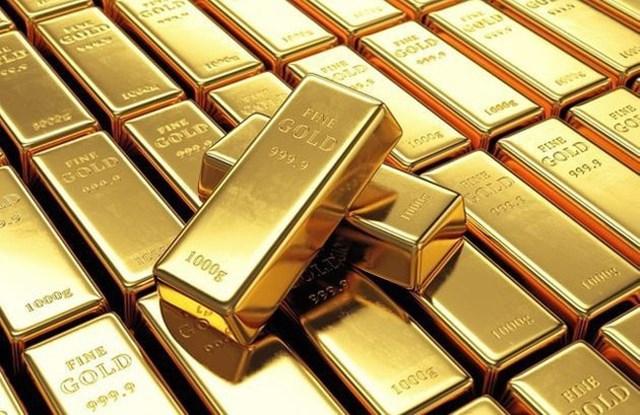 Giá vàng chiều ngày 1/6/2021 tăng mạnh lên mức 57,67 triệu đồng/lượng