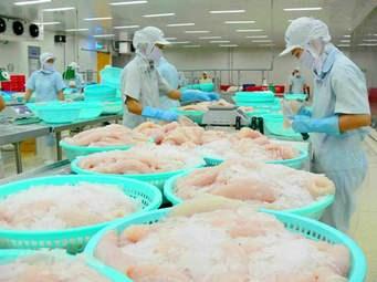 Xuất khẩu hải sản sang Hàn Quốc tăng 5%