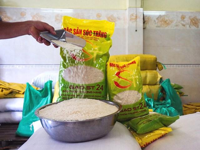 Xuất khẩu gạo 5 tháng tăng hơn 11% về lượng