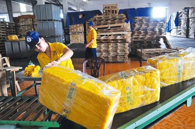 5 tháng đầu năm 2021 Việt Nam nhập siêu nhóm hàng cao su trị giá 151,43 triệu USD
