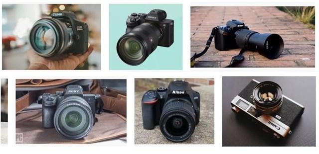Xuất khẩu máy ảnh, máy quay phim và linh kiện 5 tháng đầu năm 2021 tăng 84%