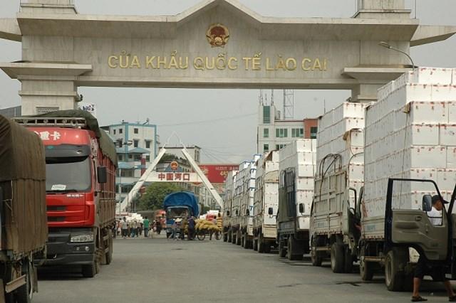 Văn bản 5067/BCT-XNK về xuất khẩu qua các cửa khẩu biên giới phía Bắc