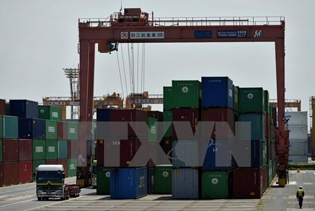 Nhật Bản đạt thặng dư thương mại 7,5 tỷ USD trong tháng Tư
