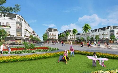 Vingroup sắp ra mắt Vincom Shophouse Tuyên Quang