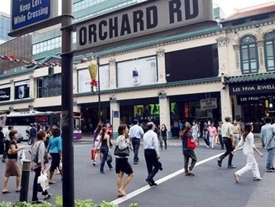Singapore không còn là thiên đường mua sắm