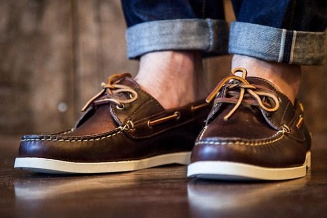 Boat shoes - mẫu giày không thể thiếu trong tủ đồ nam 2016