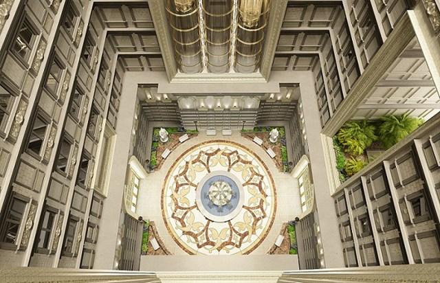 Căn hộ hạng sang D'. Palais de Louis chính thức mở bán