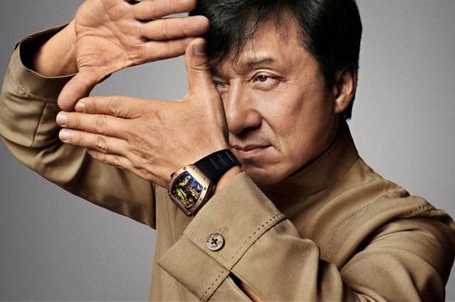 Đồng hồ Richard Mille rồng xanh có mặt tại Việt Nam