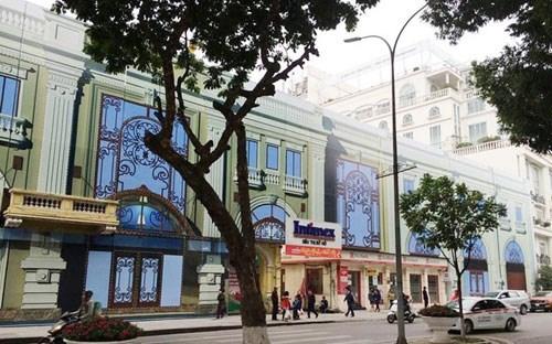 Hà Nội cho Intimex xây khách sạn bên hồ Gươm