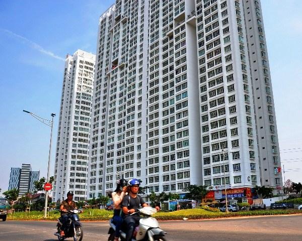 TP Hồ Chí Minh: Thị trường căn hộ tăng trưởng mạnh
