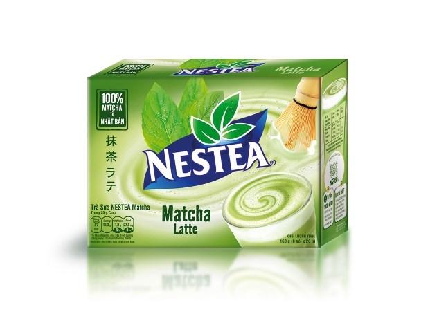 Nestlé Việt Nam ra mắt Nestea Matcha Latte