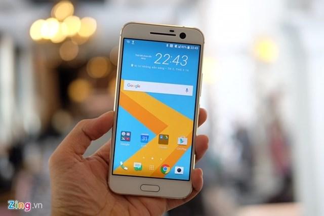 Những tính năng tạo sự khác biệt cho HTC 10