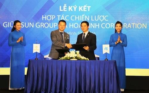 Sun Group sẽ ưu tiên Hòa Bình Corp làm nhà thầu