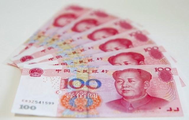 Ngân hàng trung ương thu hơn 9 tỷ USD từ khỏi thị trường Trung Quốc