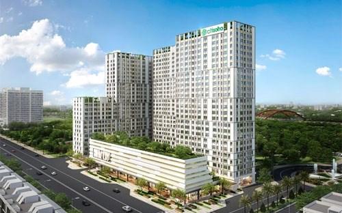 Từ 990 triệu đồng sở hữu căn hộ dự án Citisoho tại Cát Lái