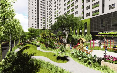 Capital House dành nhiều ưu đãi cho căn hộ EcoLife Tây Hồ