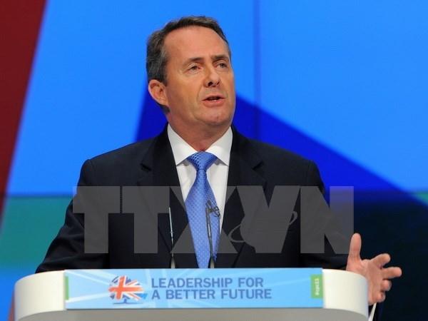 Anh và Mỹ thảo luận về hợp tác thương mại sau sự kiện Brexit