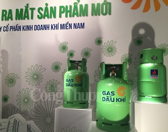 PV Gas South ra mắt sản phẩm mới Gas Dầu Khí