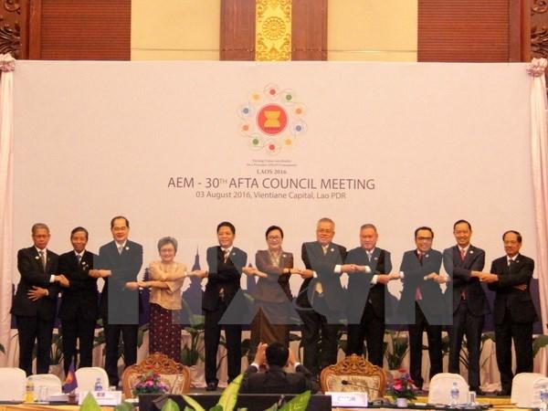ASEAN cam kết tiếp tục thúc đẩy sự thuận lợi trong thương mại