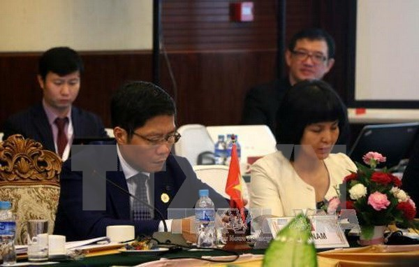 Quan hệ thương mại, đầu tư giữa ASEAN+3 phát triển bền vững