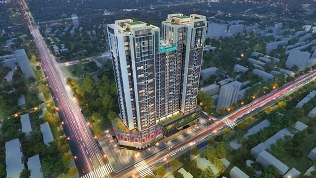 Sức hút từ dự án chung cư cao cấp The Legend – 109 Nguyễn Tuân