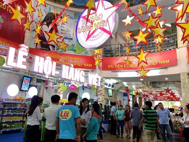 """Saigon Co.op chi hơn 200 tỷ đồng cho tháng """"Tự hào hàng Việt 2016"""""""