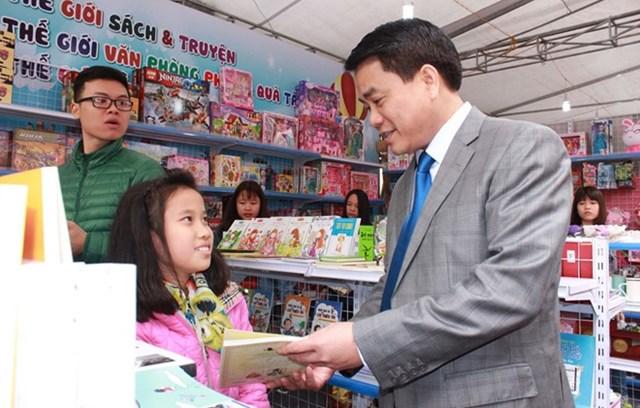 Hà Nội sẽ có phố sách từ tháng 12