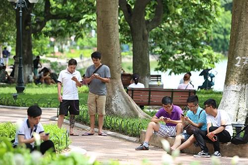 Hà Nội phủ wifi miễn phí quanh Hồ Gươm từ 1/9