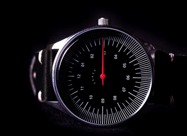 Ceres C01, đồng hồ độc đáo giá mềm từ Canada